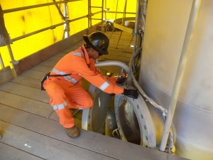 NACE Coating Inspection @ BPTT, Galeota.JPG
